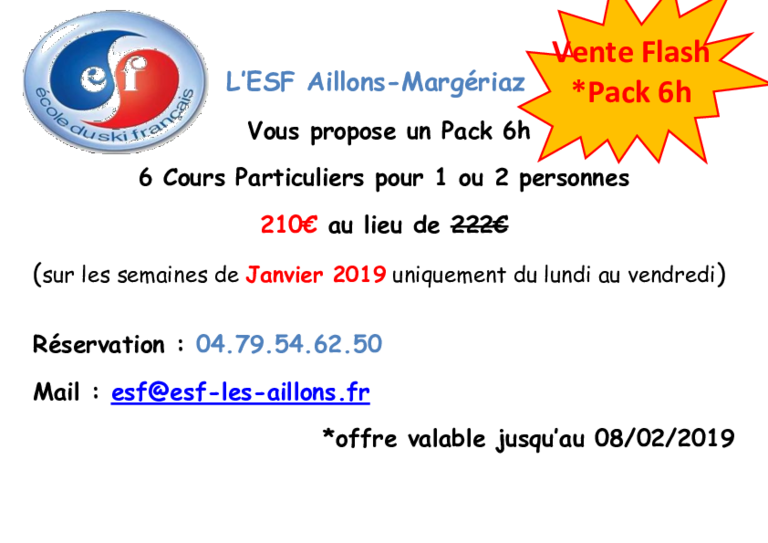 Promo Cours particuliers